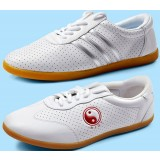 Oxford flat heel tai chi shoes