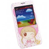 Painted phone protection cover for Samsung Note 3