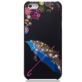 Painted Rhinestone protective cover for iphone 4/4s
