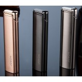 Personality ultra-thin windproof lighter
