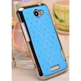 Phone Rhinestone protective cover for HTC one x