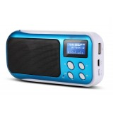 Portable Radio / TF card mp3 player