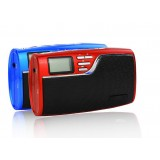 Portable TF card speaker / mp3 music player