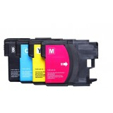 Printer ink cartridges for Brother MFC-250c 290C 490CW 6490 J615W