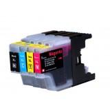 Printer ink cartridges for Brother MFC-j430w J5910DW J6710DW J625DW