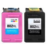 Printer ink cartridges for HP802 HP1050 HP1000 1510 deskjet 2050 HP1010