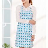 Printing Sleeveless waterproof kitchen aprons