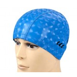 PU coating waterproof swimming cap