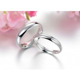 Pure love ring in sterling silver