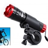 Q5 Zooming Rechargeable LED Flashlight / riding equipment