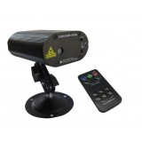 Remote control Mini Sound Control stage laser lights