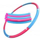 Removable Fitness Hula Hoop