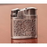 Retro metal blue flame windproof lighter