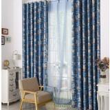 Sailing minimalist curtains