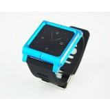 Silicone + Aluminum watch band for iPod nano6