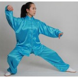Silk Tai Chi performance clothing