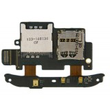 SIM card connector flex cable for HTC G12 S501E
