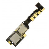 SIM card connector flex cable for HTC G9 A6380 T555