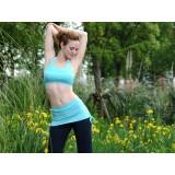 Sleeveless multipurpose dancing yoga clothes suit