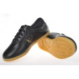 Soft leather Tai Chi shoes