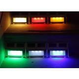 Solar Aluminum LED stair lights