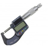 Solar energy Digital Micrometer / 0-25mm outside micrometer