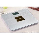 Solar energy weight scale / precision electronic body scale