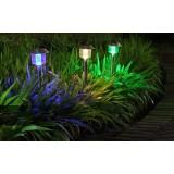 Solar Garden Aluminum LED lawn lamp