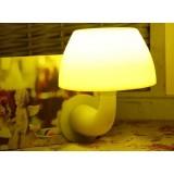 Sound + light control night light