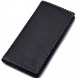 Special offer Real Cow Leather high quality men's long purse