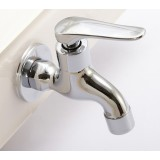 Splashproof faucets