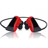 sport mp3 player / wireless headset mp3 headphones