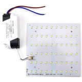 Square 12-18W 2835 SMD LED light panel