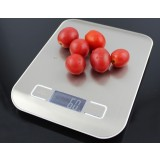 Stainless steel household kitchen electronic scale