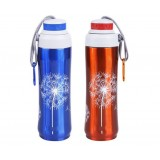 Stainless steel thermal insulation sports bottle