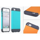 Stitching phone case for iphone 5 / 5s