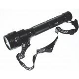 SupFire Black 35W HID Flashlight