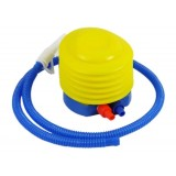 Swim ring multipurpose inflatable pump