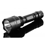 T6 LED Flashlight / rechargeable waterproof LED tactical flashlight