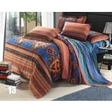 Thick cotton series 4pcs bedding sheet set