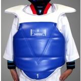 Thickening taekwondo chest protector