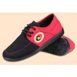 Thicker canvas martial arts shoes