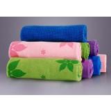 thicker non-slip antibacterial yoga towel