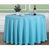 Thicker solid color minimalist tablecloths
