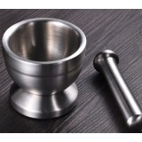 Thicker stainless steel grinder