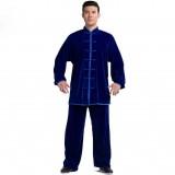 thicker velvet Tai Chi clothing