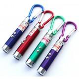 Three-in-one multi-function mini led flashlight