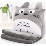 Three purposes cartoon pillow