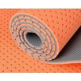 TPE 6mm Antiskid breathable yoga mat