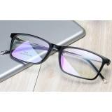 TR90 universal black prescription glasses frame